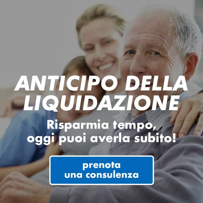 Anticipo della liquidazione